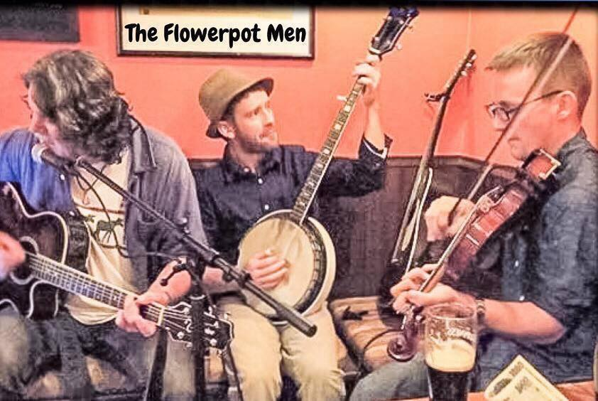 The Flowerpot Menのライブ情報